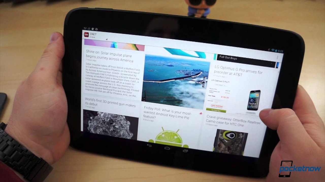 Beste Android Tablet Apps
