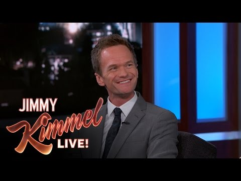 Neil Patrick Harris on His Magic Room