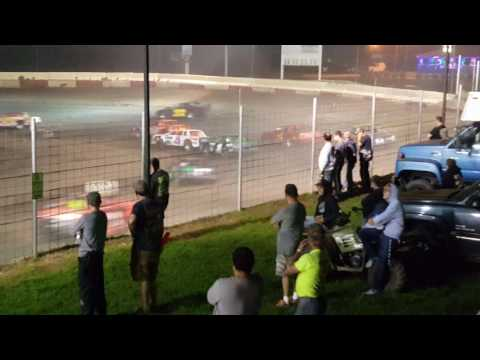 Peoria Speedway September 4 2016