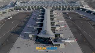İstanbul Havalimanı :  Istanbul Airport