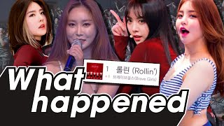 What Happened to Brave Girls - How They Broke The Kpop Charts