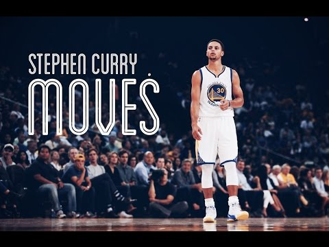 Stephen Curry Mix - Moves (Big Sean) [HD]