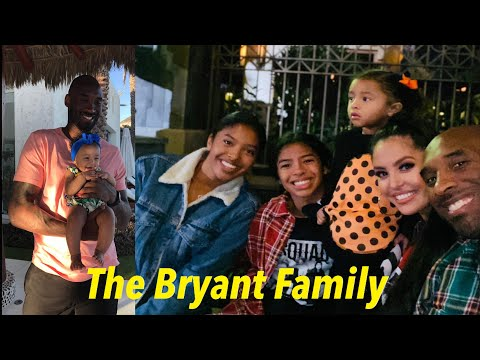 bryant-family-sweet-moments-video-clip-|-kobe-bryant-and-vanessa-bryant-four-beautiful-daughters
