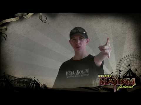 Rockstar Energy Drink Mayhem Festival Survival Tips