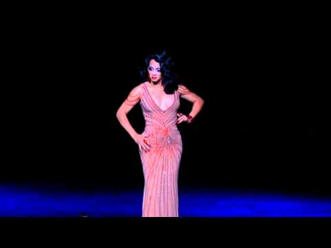 Miss Continental 2012 Evening Gown Competition