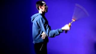 Нунчаку видео уроки Jayson fr13 - перехваты 2