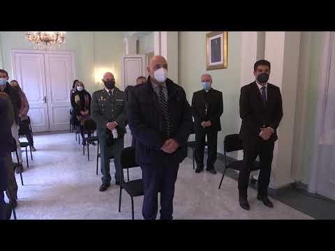 La Subdelegación acoge un acto de conmemoración de la Constitución