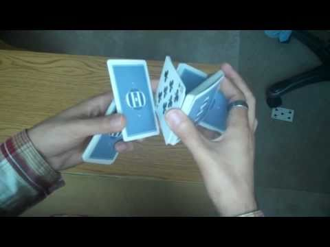 Card Tricks: Sybil Cut Tutorial | Dynamo Shuffle