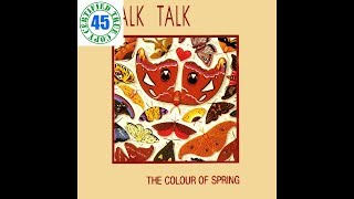 TALK TALK - LIVING IN ANOTHER WORLD - The Colour of Spring (1986) HiDef
