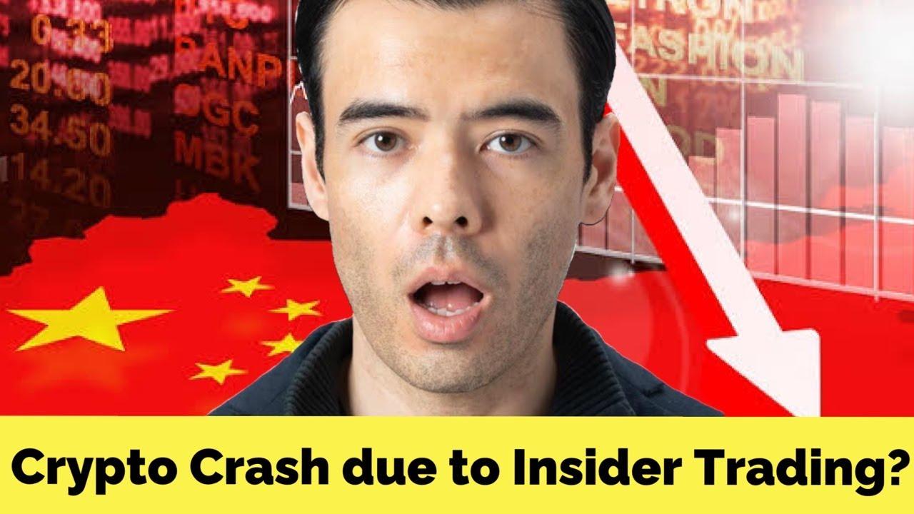 insider trading crypto