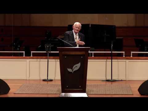 Dr. Don Sisk: The Well of Bethlehem