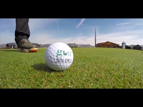 GRANDVALIRA GOLF SOLDEU by GoPro - SUMMER 2016