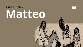 Panoramica: Matteo 14-28