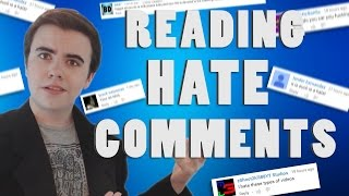 READING HATE COMMENTS (#1) A True True Hater