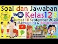 Belajar di TVRI Kelas 1-3 SD 🔥 Jumat 18 September 2020 🔥 TVRI live streaming hari ini