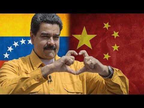 China Is Propping Up Venezuela's Dying Economy