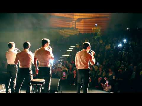 You Raise Me Up (Por Ti Sere) Performed By Phenomen (live At KKT)