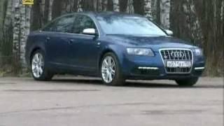 Audi A6 & Honda Accord 7 - Тест-Драйв