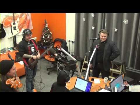 Группа Digimortal в программе «Живые» на «Своём Радио» (23.12.2015)