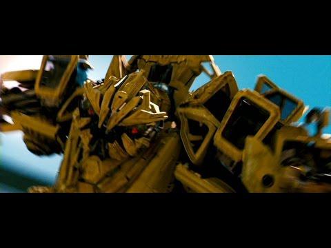Transformers saga all Bonecrusher scenes