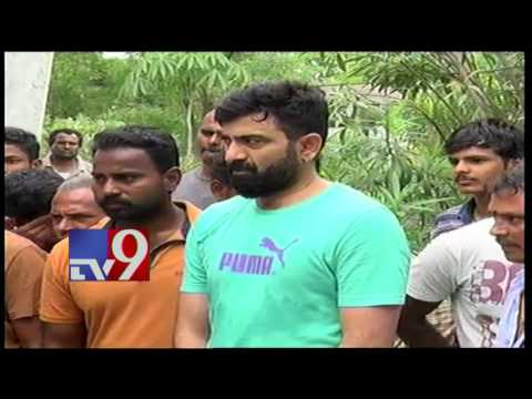 Thumbnail: Ravi Teja brother Bharat's tragic death and aftermath - TV9