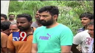 Ravi Teja brother Bharat's tragic death and aftermath - TV9
