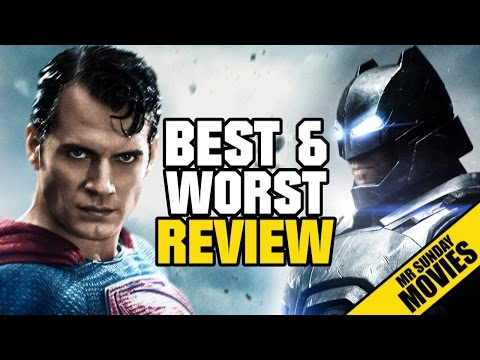 BATMAN V SUPERMAN: DAWN OF JUSTICE Review (Spoiler Free)