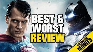 BATMAN V SUPERMAN: DAWN OF JUSTICE Review (Spoiler Free)