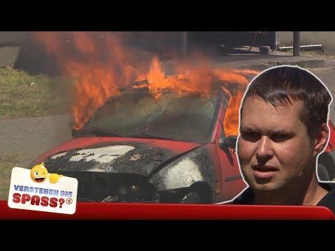 Der hat's verdient: Die Feuerwehrrache | Verstehen Sie Spaß?