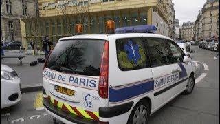 Coronavirus : le commissariat du 13ème confiné (24 février 2020, Paris)