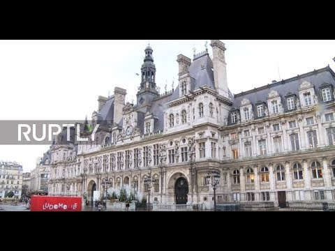 France: Parisians react to Macron's proposed ban on 'fake news'