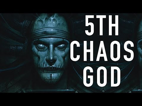 The Fifth Chaos God in Warhammer 40K