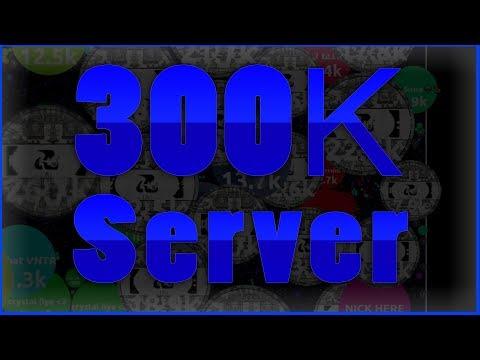 Agar.io - 300k Server Takeover - thumbnail