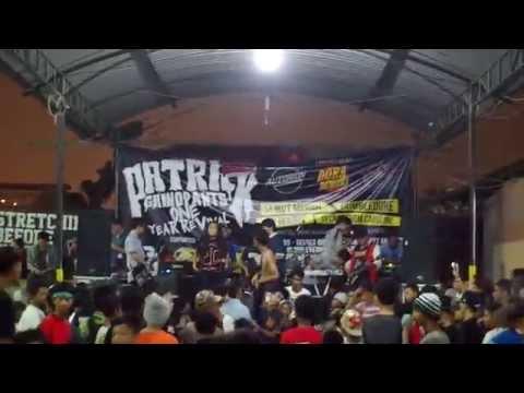 Dorademons - Ceriakan Harimu - Live at Puink Skatepark Jakarta