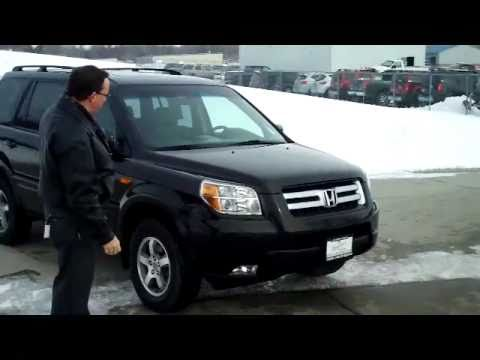 certified used 2008 honda pilot se for sale at honda cars of bellevue an omaha honda dealer. Black Bedroom Furniture Sets. Home Design Ideas