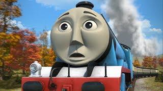 Томас и его друзья ХРАБРЕЦ СТИВЕН Ещё больше эпизодов Детские мультики