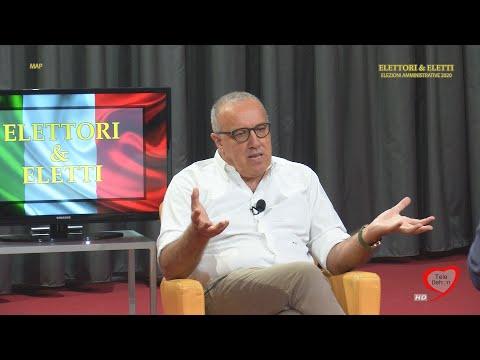 Elettori & Eletti 2020: Sabino Zinni, candidato al consiglio regionale Senso Civico - Puglia