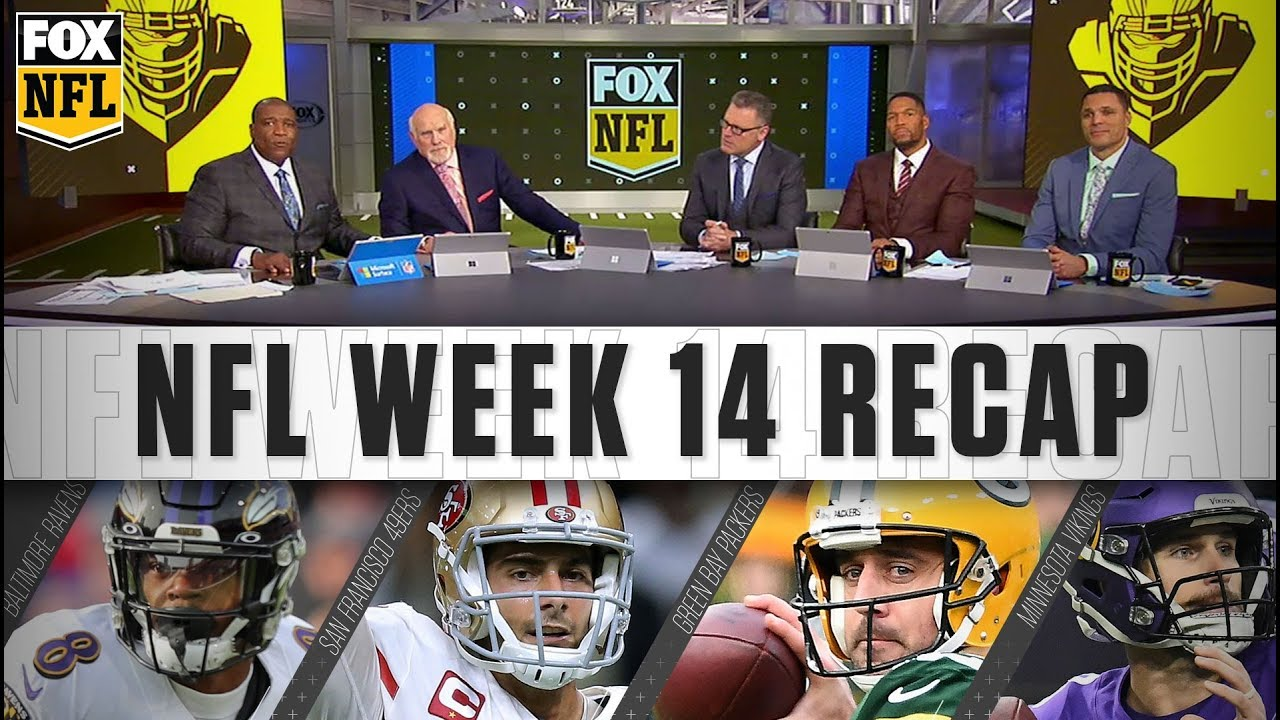 Week 14: Ravens' creative offense, Garoppolo's big moment, and Vikings heating up  NFL