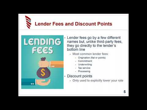 Finding the Best Deal Comparing Mortgage Rates vs  Fees