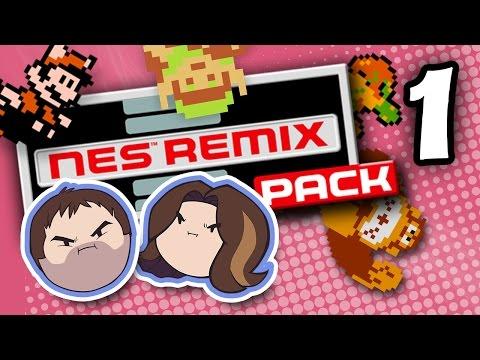 NES Remix Pack: Serious NES - PART 1 - Grumpcade