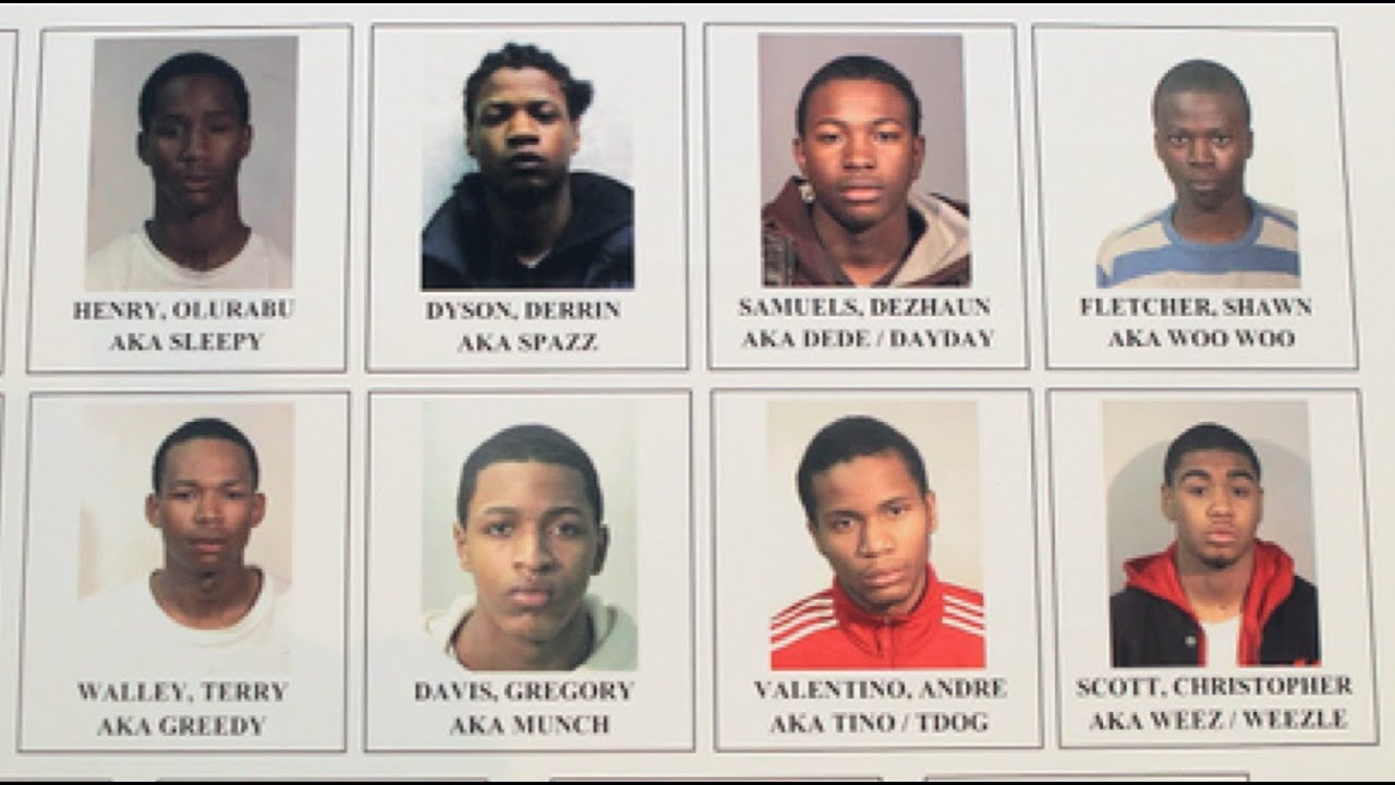 39 brower boys 39 street gang busted new york post youtube - Gang gang ...