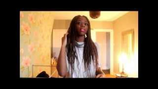How I style my braids Thumbnail
