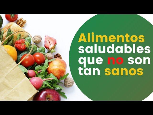 Alimentos que NO debes comer en exceso - El Aviso Magazine 2021