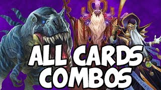 No Class Restriction Combos - Hearthstone With No Classes
