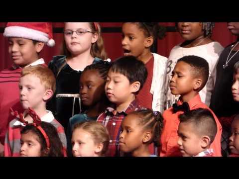 Jefferson Parkway Elementary School Christmas Concert - 2nd grade