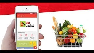 How to use Big Basket app | Online shop | Grocery | Daily needs