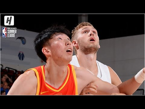 China vs Milwaukee Bucks - Full Game Highlights | July 10, 2019 NBA Summer League