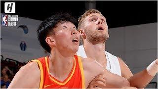 China vs Milwaukee Bucks - Full Game Highlights | July 10, 2019 NBA Summer League