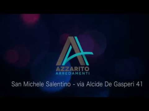 Azzarito Mobili a San Michele Salentino - YouTube