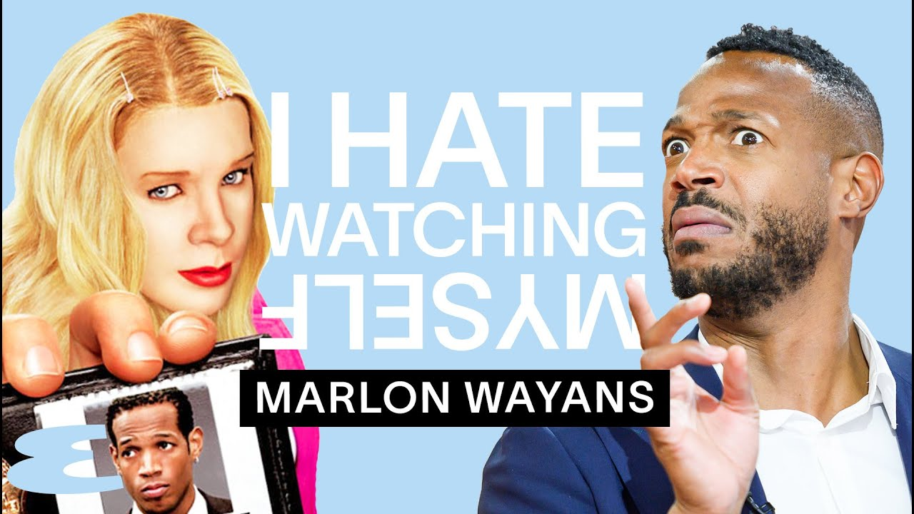 Download Marlon Wayans Reacts to Videos of Himself | I Hate Watching Myself | Esquire